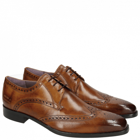 Derby shoes Lance 2 Crust Tan HRS