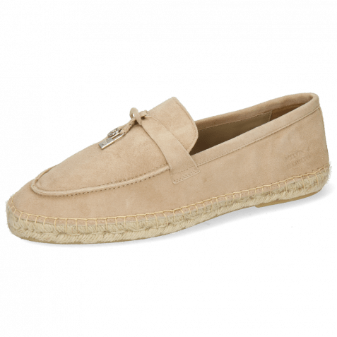 Loafers Sandro 3 Suede Off White Accessory Nickle