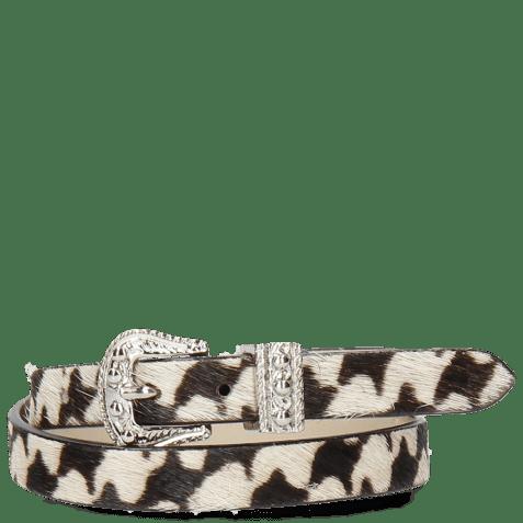 Bracelets Ines 1 Hairon Tweed Buckle Nickle