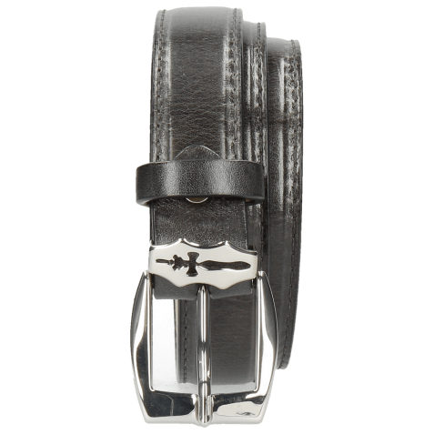 Belts Linda 1 Grigio Sword Buckle