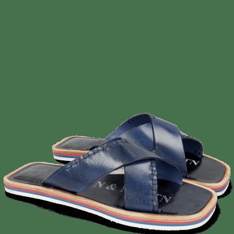 Sandals Bob 1 Classic Electric Blue