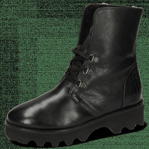 Ankle boots Greta 1 Nappa Glove 2 Black
