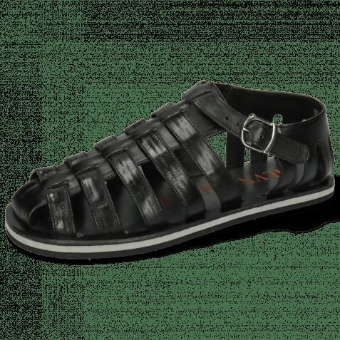 Sandals Sam 3 Black Modica Black EVA Grey