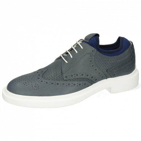 Derby shoes Ron 2 Flex Perfo Navy