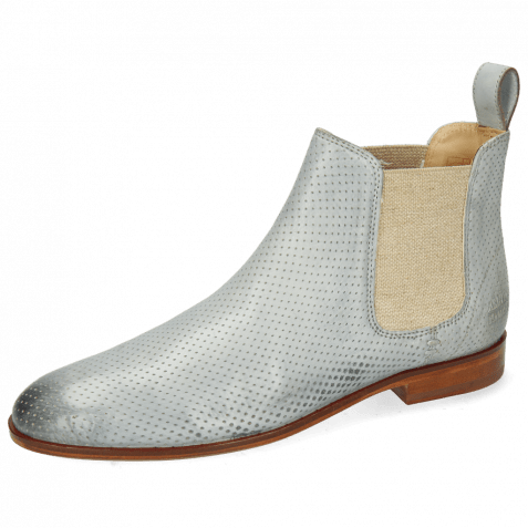 Ankle boots Susan 10 Imola Perfo Morning Grey