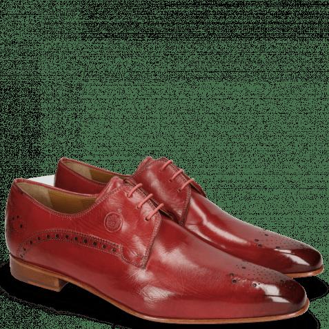 Derby shoes Kris 2 Ruby