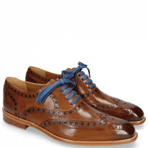 Oxford shoes Jacob 1 Washed Wood