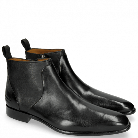 Ankle boots Lance 51  Black Nappa Glove
