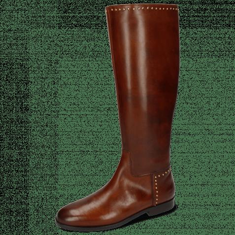 Boots Susan 53 Mid Brown Lining Nappa