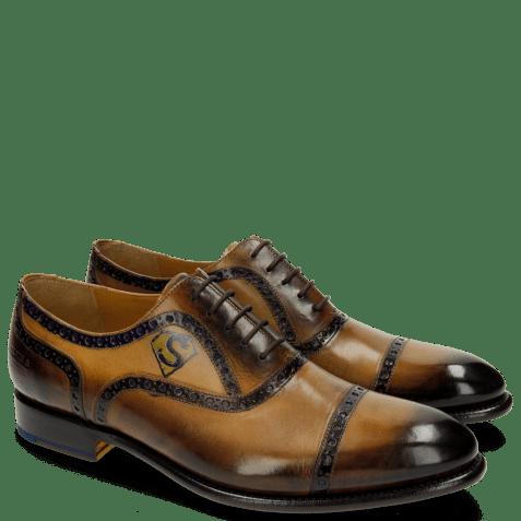 Oxford shoes Lionel 1 Tan