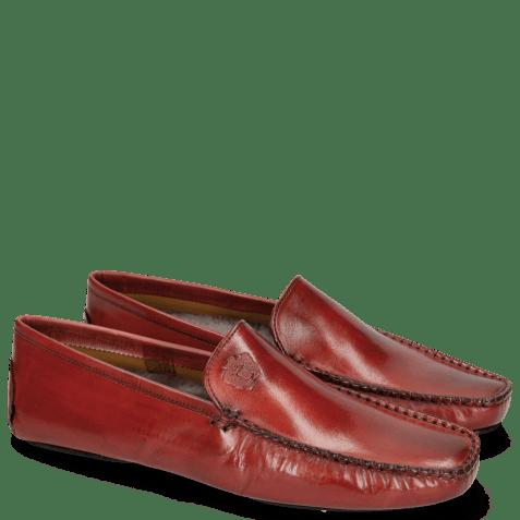 Loafers Home Donna Fiesta Split Black