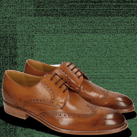 Derby shoes Kane 5 Tan