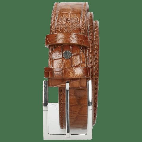 Belts Larry 1 Crock Tan Classic Buckle