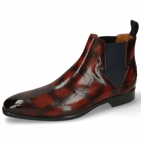 Ankle boots Lance 19 Galap Plum Shade Burgundy