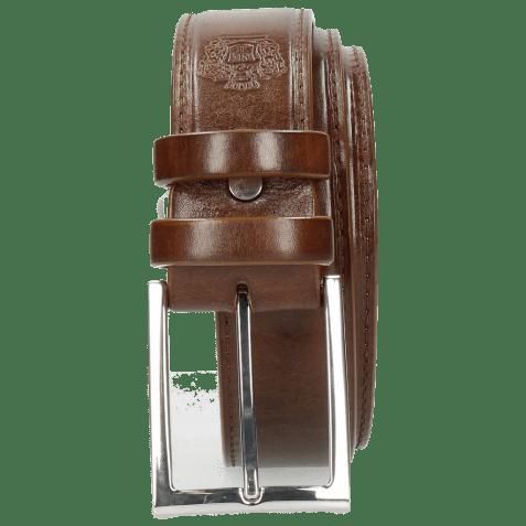 Belts Larry 1 Wood Classic Buckle
