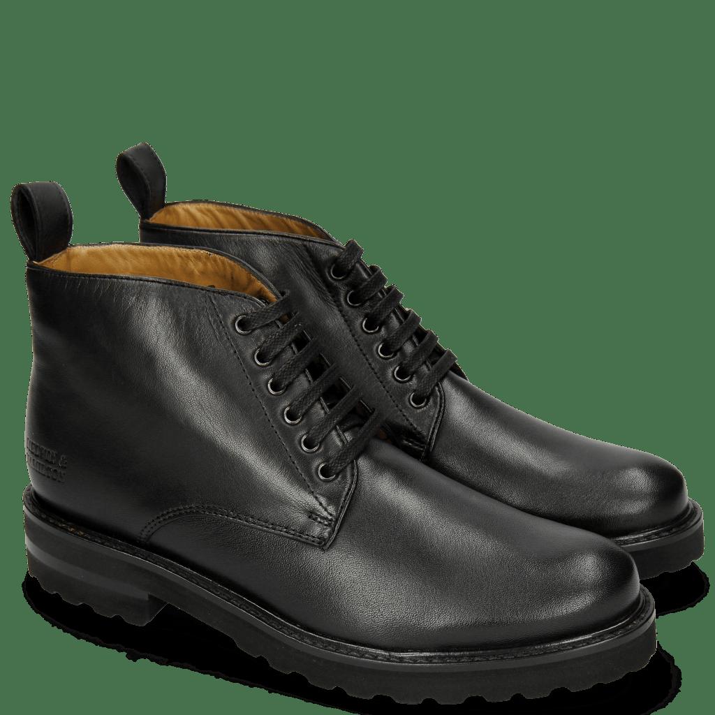Ankle boots Bonnie 2 Nappa Black Aspen Black
