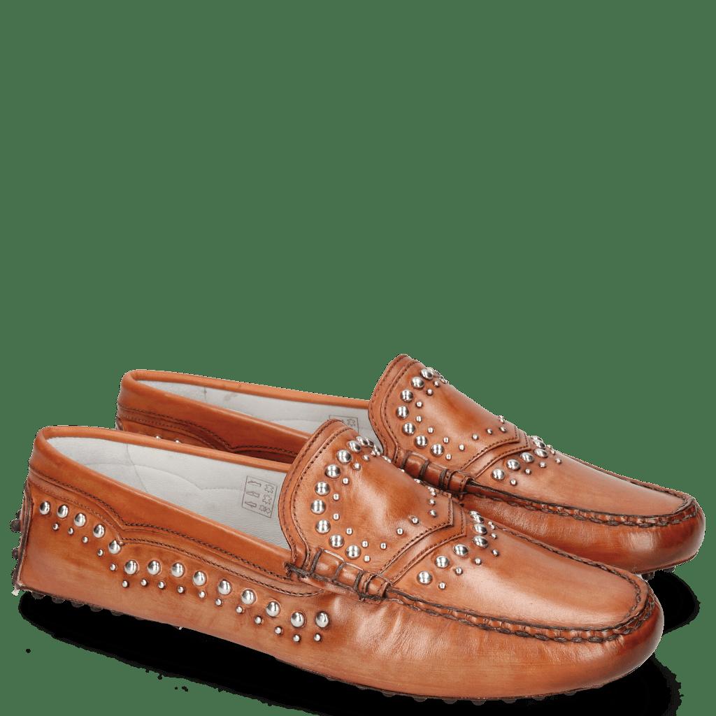 Loafers Caroline 6 Arancio