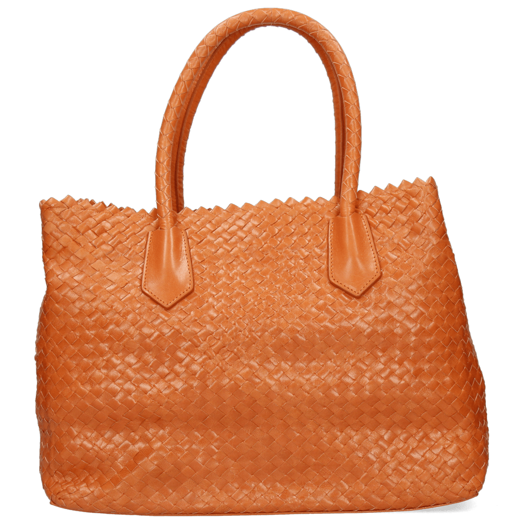 Handbags Kimberly 1 Woven Orange