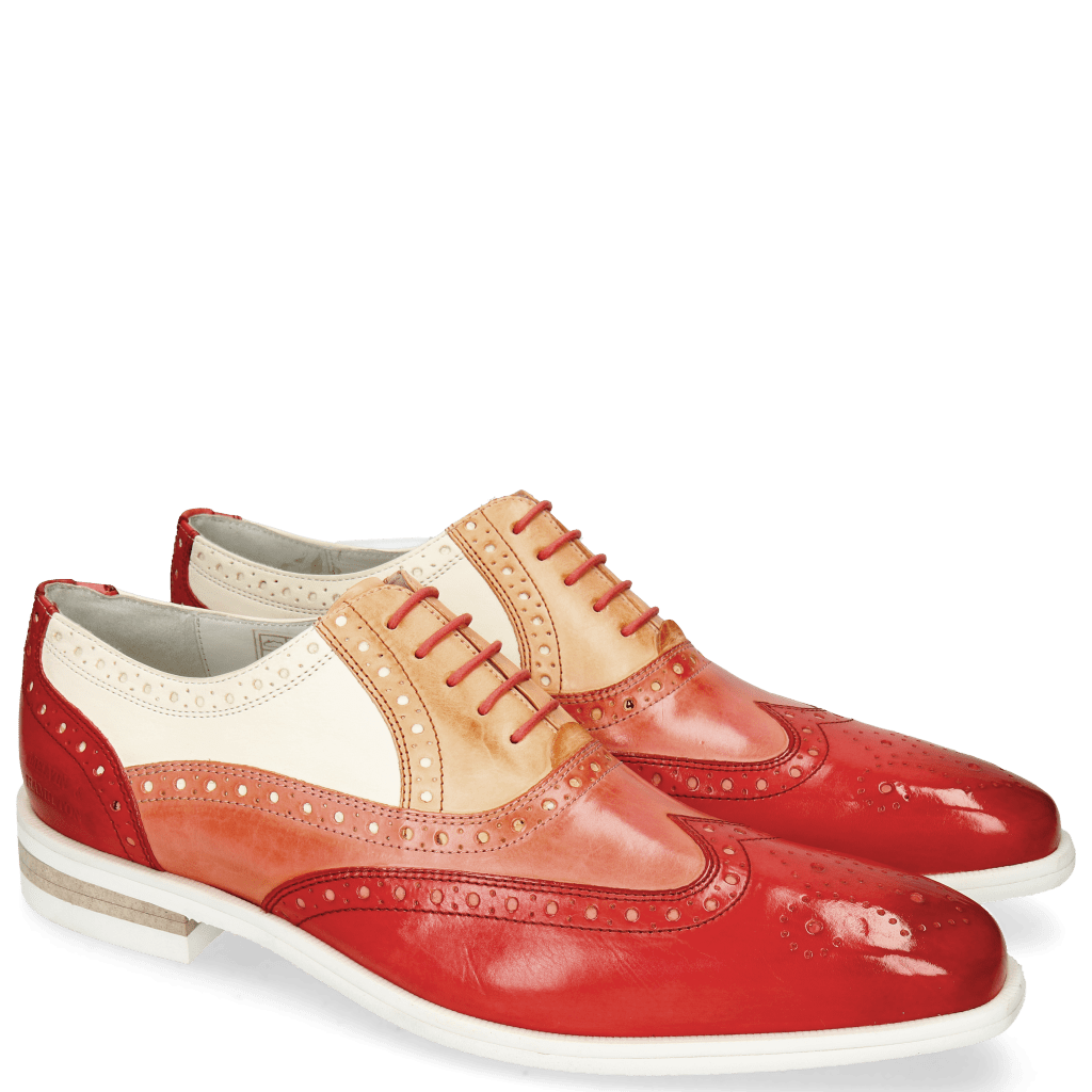 Oxford shoes Lance 14 Vegas Ruby Earthly Howline White Ruby