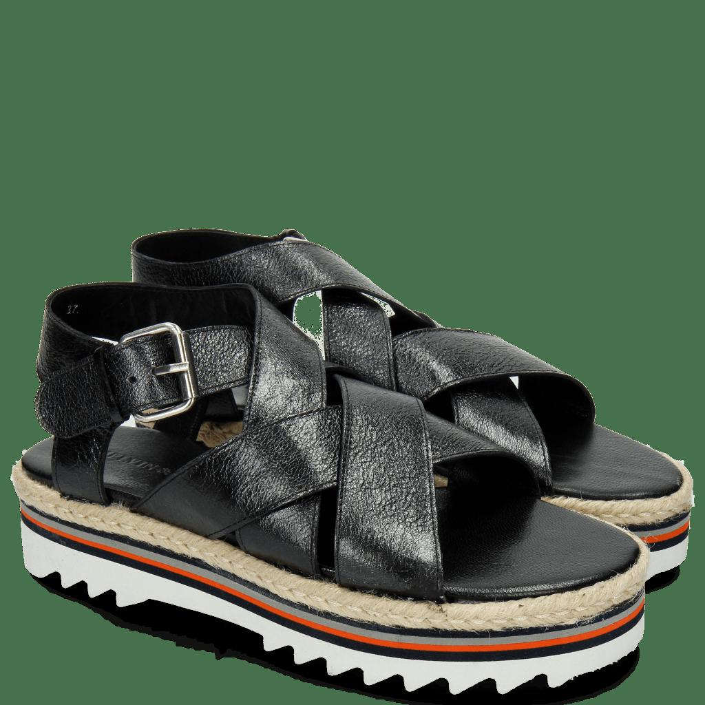 Sandals Celia 25 Cherso Black