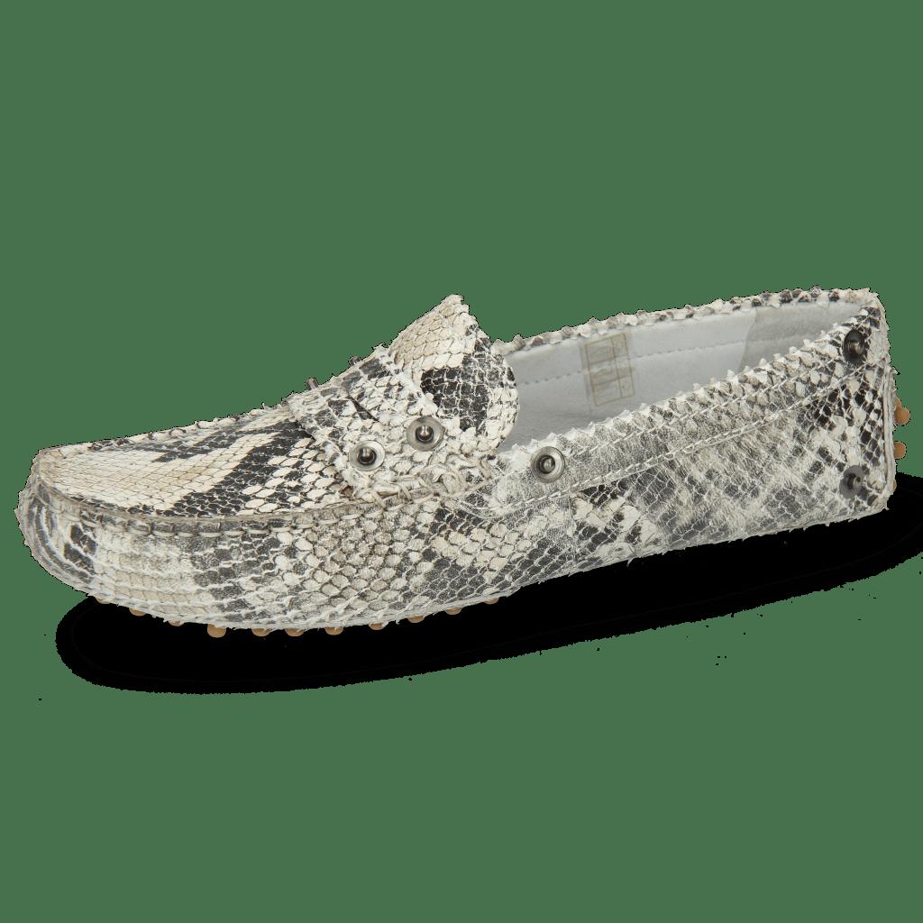 Loafers Caroline 1 Snake Multi Florida Natural