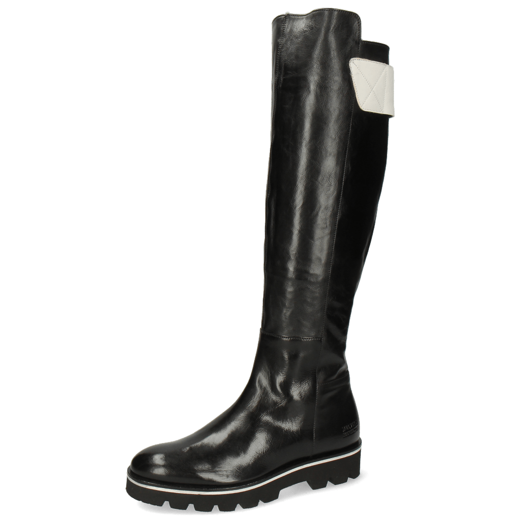 Boots Sally 150 Imola Black Strap Flex White