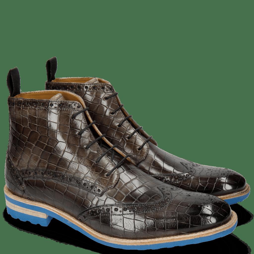 Ankle boots Eddy 10 Crock Grigio