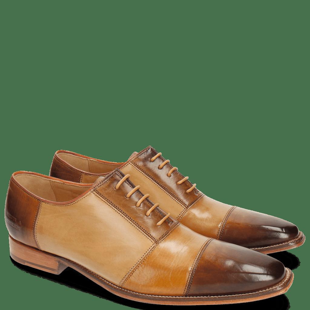 Oxford shoes Oswald 2 Wood Sand Tortora Nude Tan LS