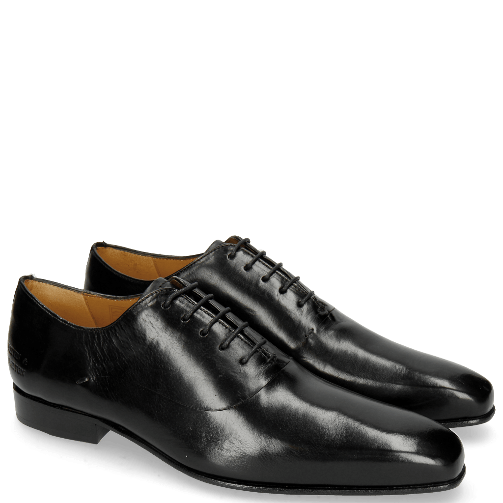 Oxford shoes Lewis 42 Black LS Thin Black