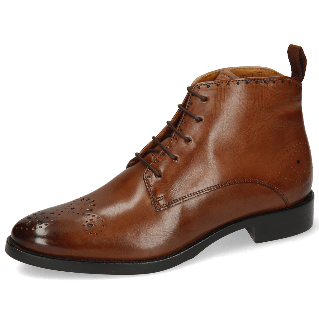 Ankle boots Betty 4 Tobacco Lining Flex