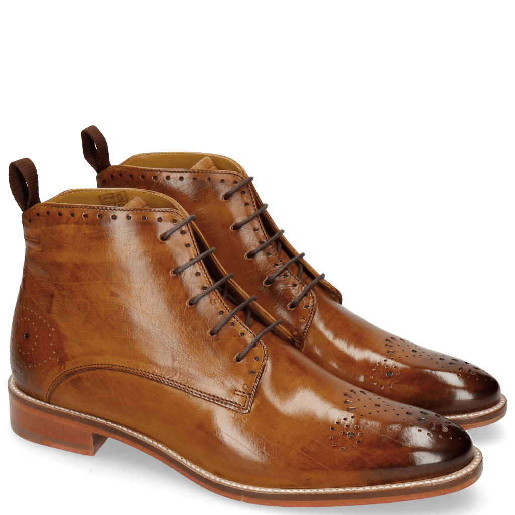 Ankle boots Betty 4 Cognac