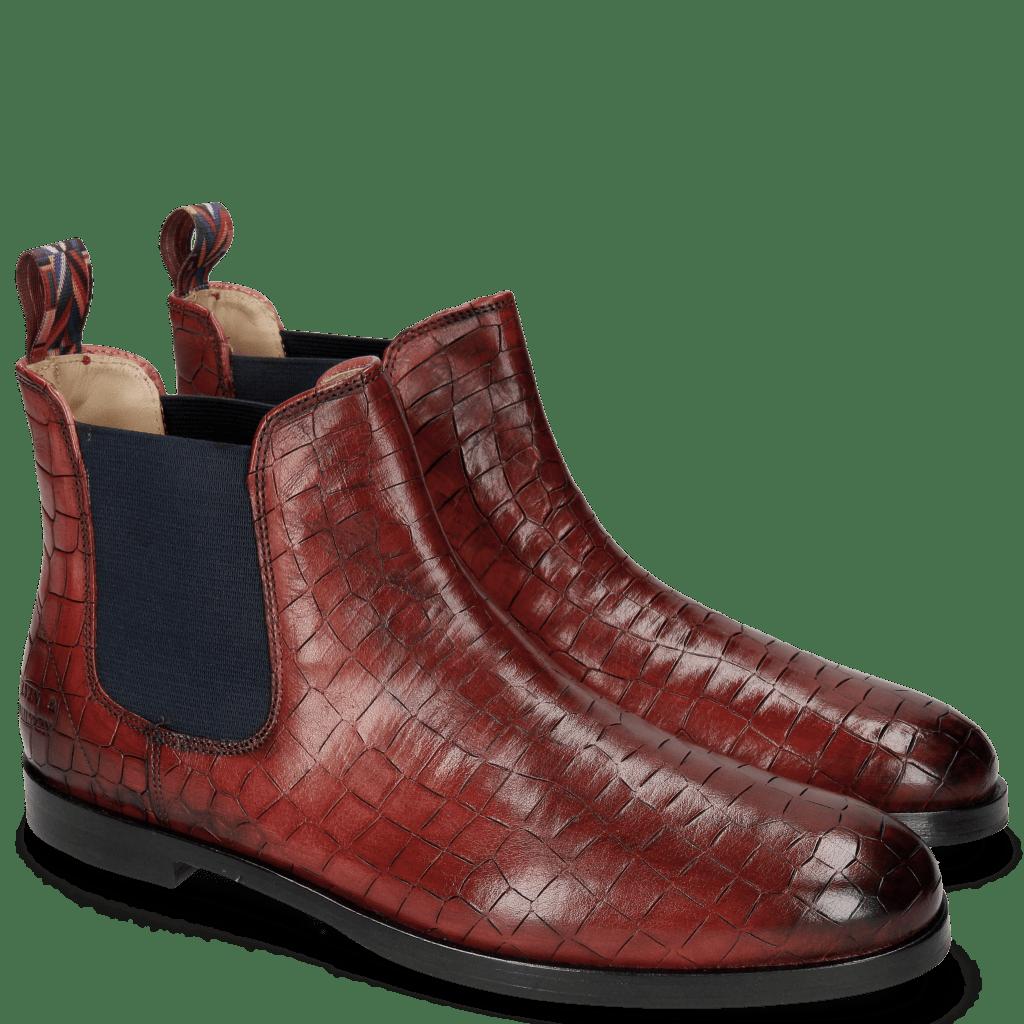 Ankle boots Susan 10 Crock Ruby Loop Peru
