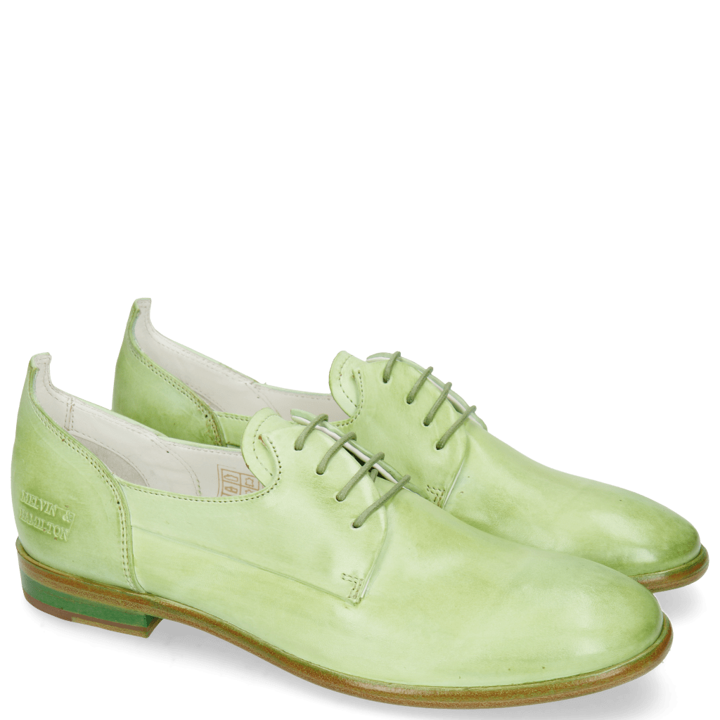 Derby shoes Jenny 1 New Grass