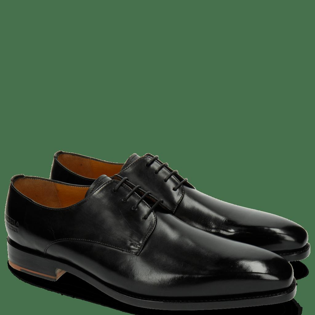 Derby shoes Kylian 4 Black LS Grey