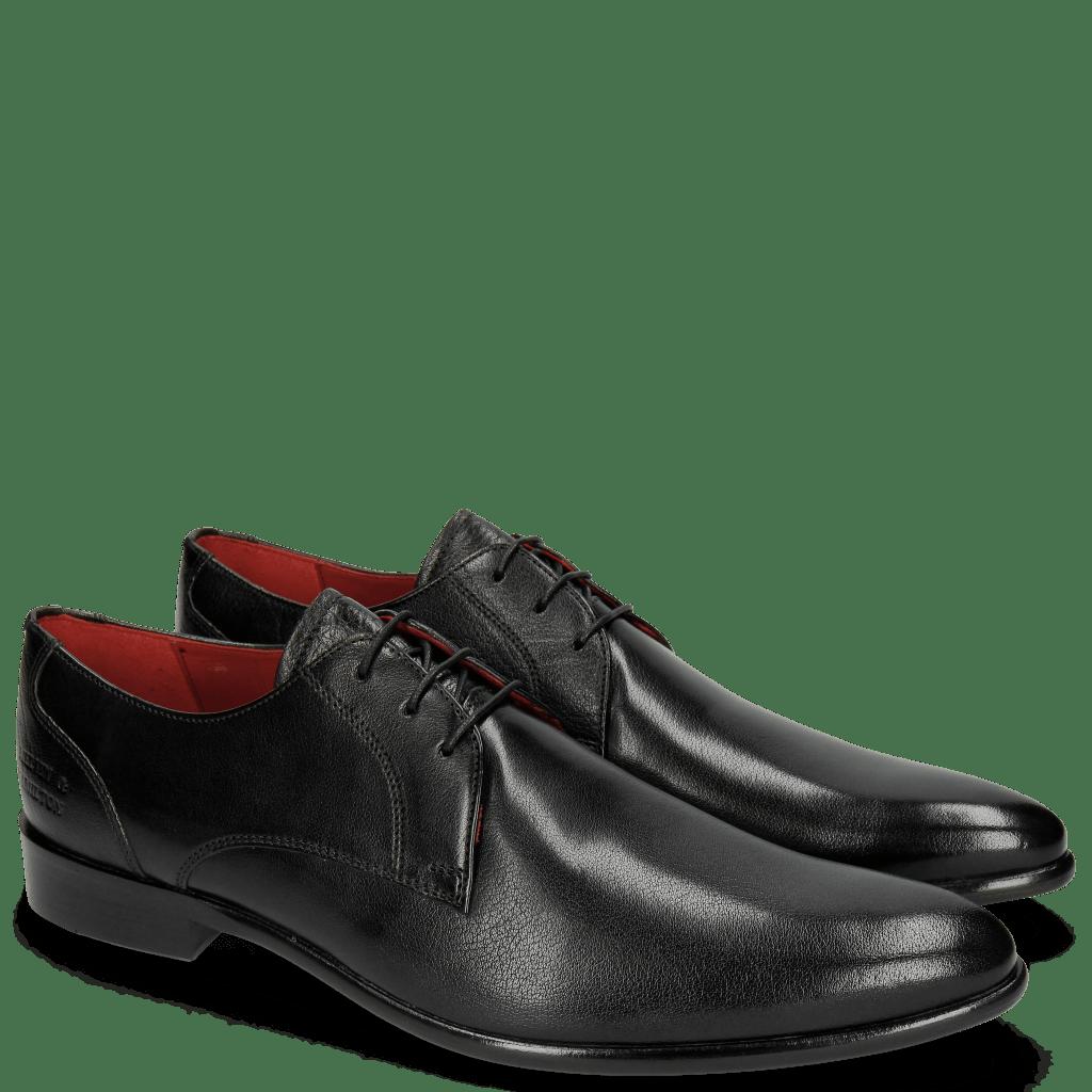 Derby shoes Toni 1 Forum Black
