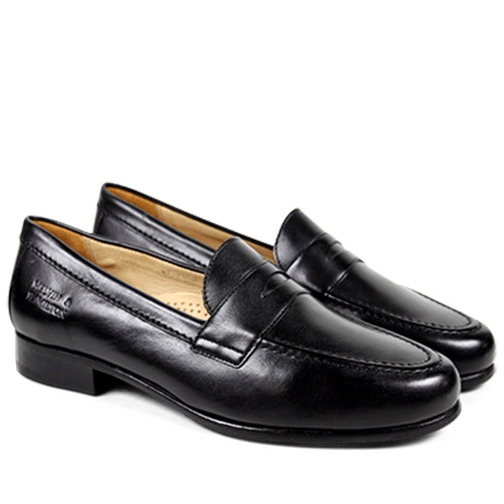 Loafers Marie 1 Crust Black HRS