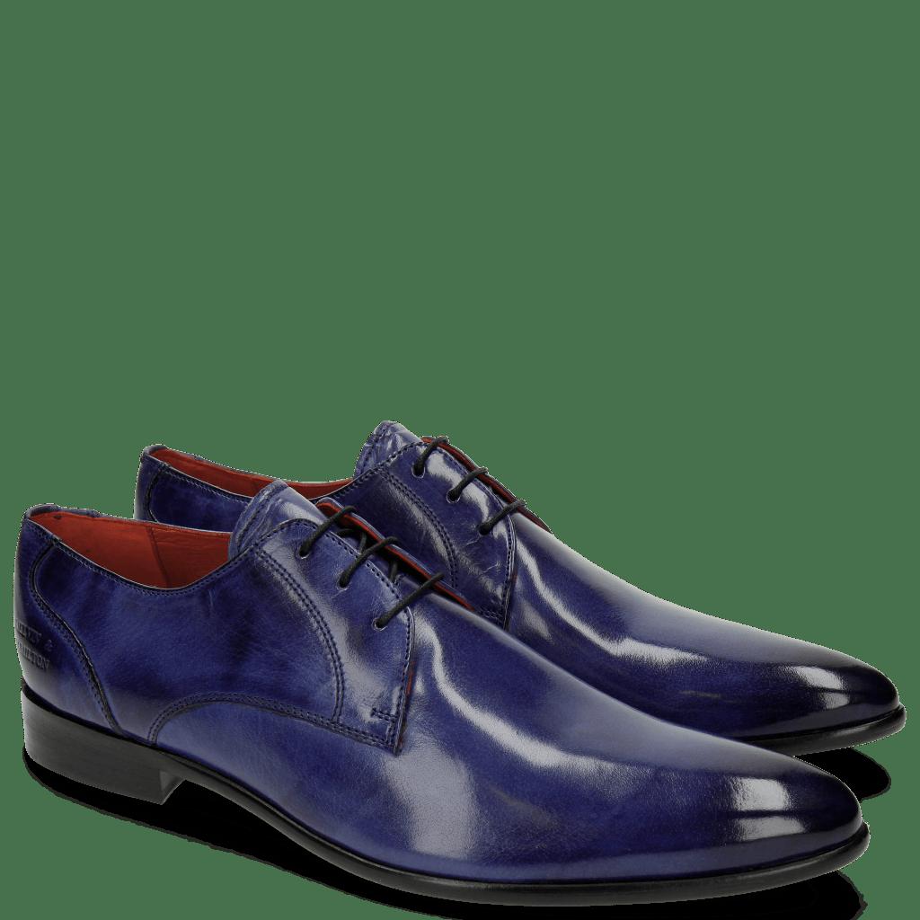 Derby shoes Toni 1 Forum Cobalt