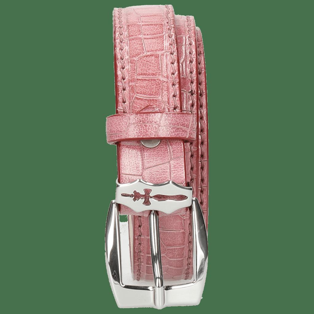 Belts Linda 1 Crock Lilac Sword Buckle