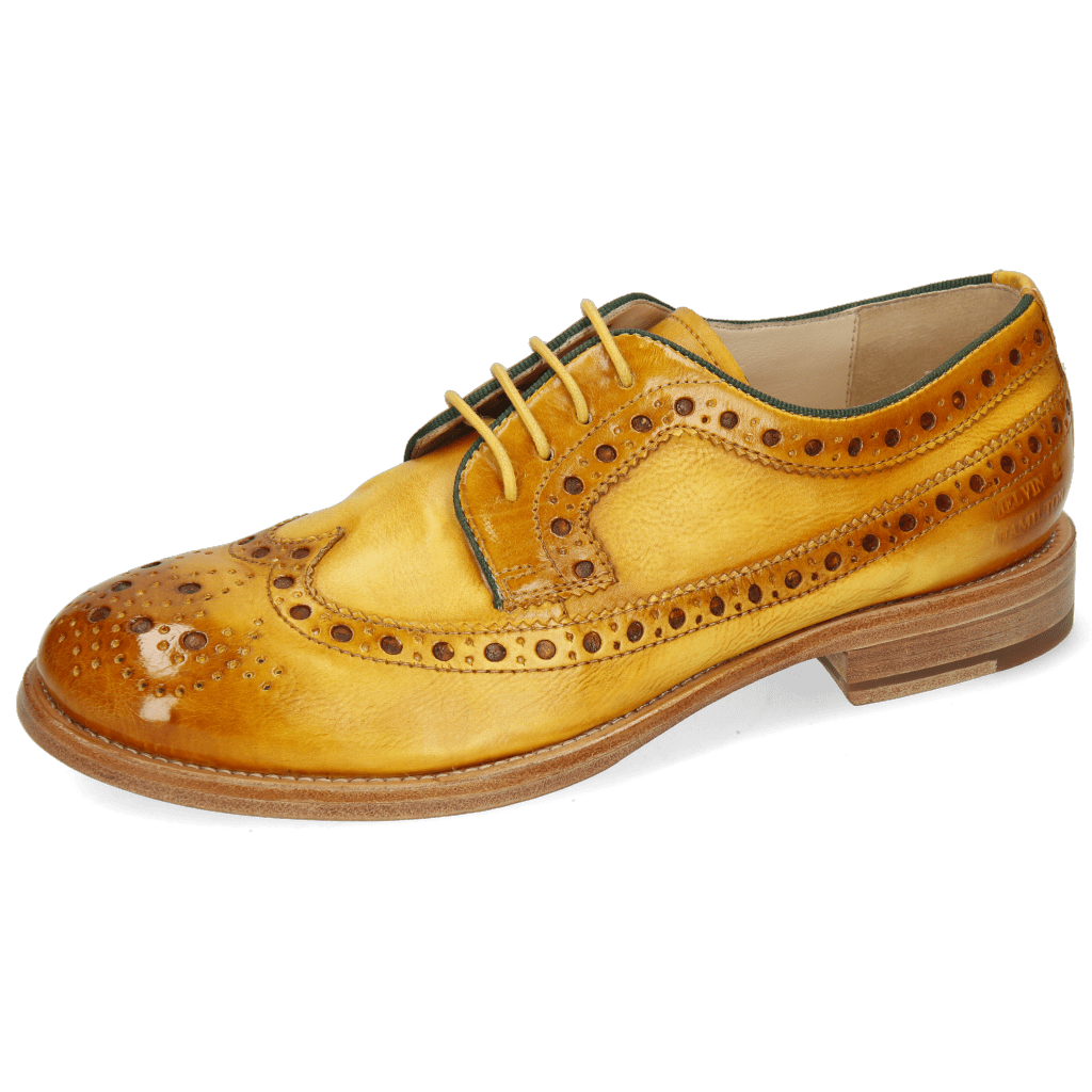 Derby shoes Jade 2 Imola Apricot Binding
