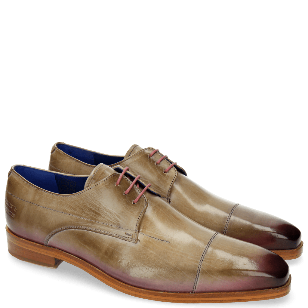 Derby shoes Lewis 8 Oxygen Shade Lilac