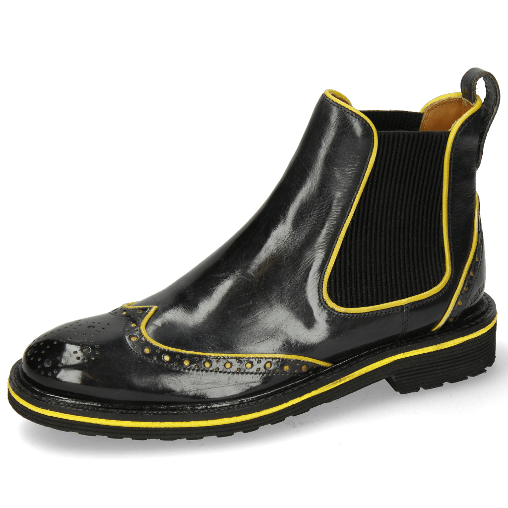 Ankle boots Amelie 43 London Fog Fluo Yellow