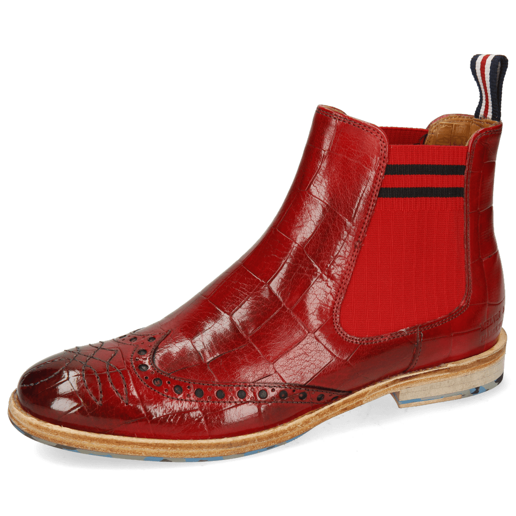 Ankle boots Amelie 77 Turtle Ruby Loop French
