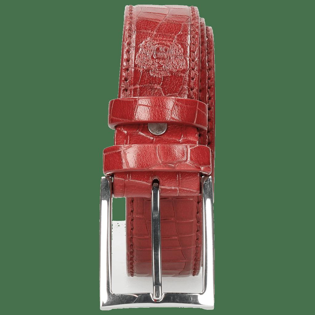 Belts Larry 1 Crock Ruby Classic Buckle