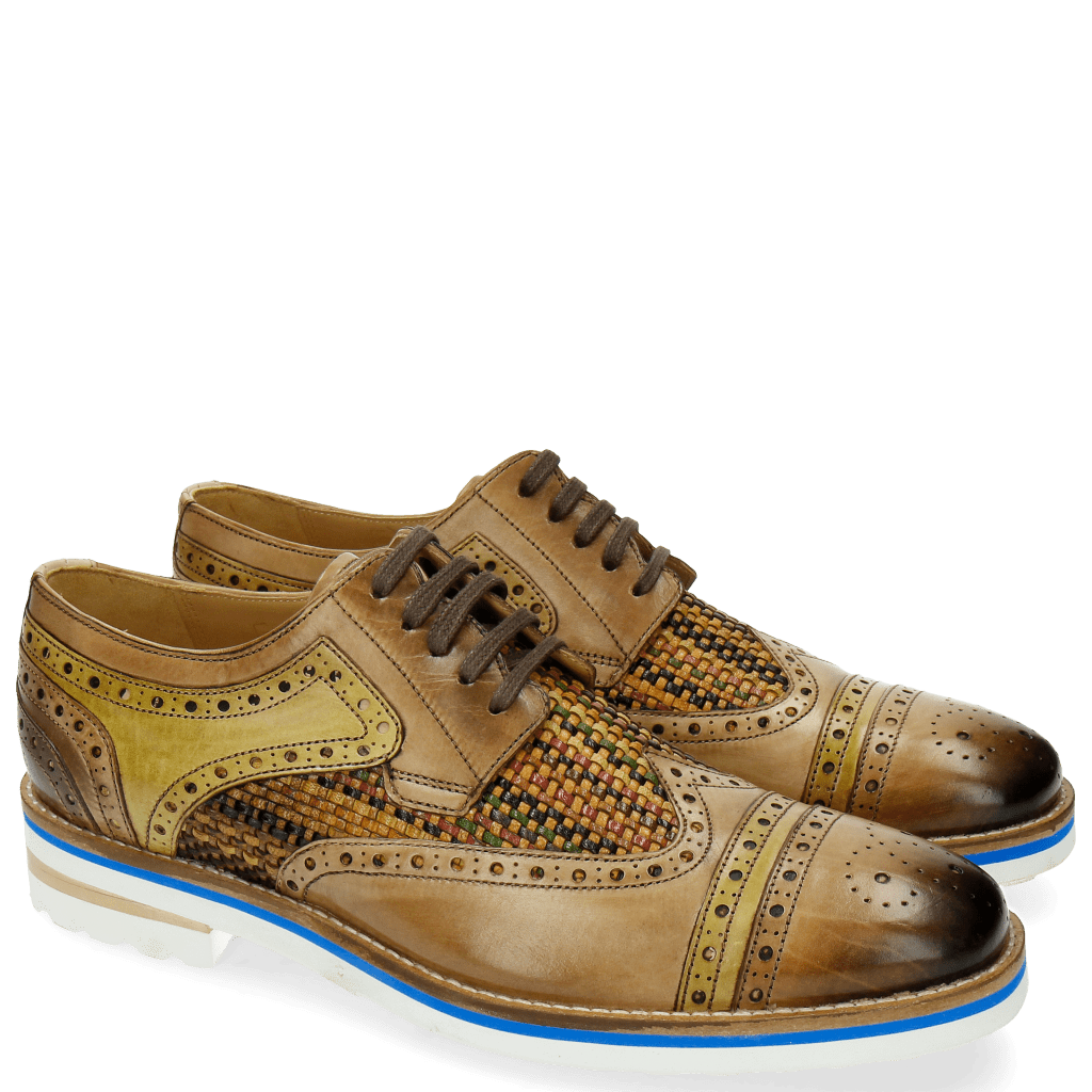 Derby shoes Phil 10 Make Up Cedro Nude Harrisburg Mineral