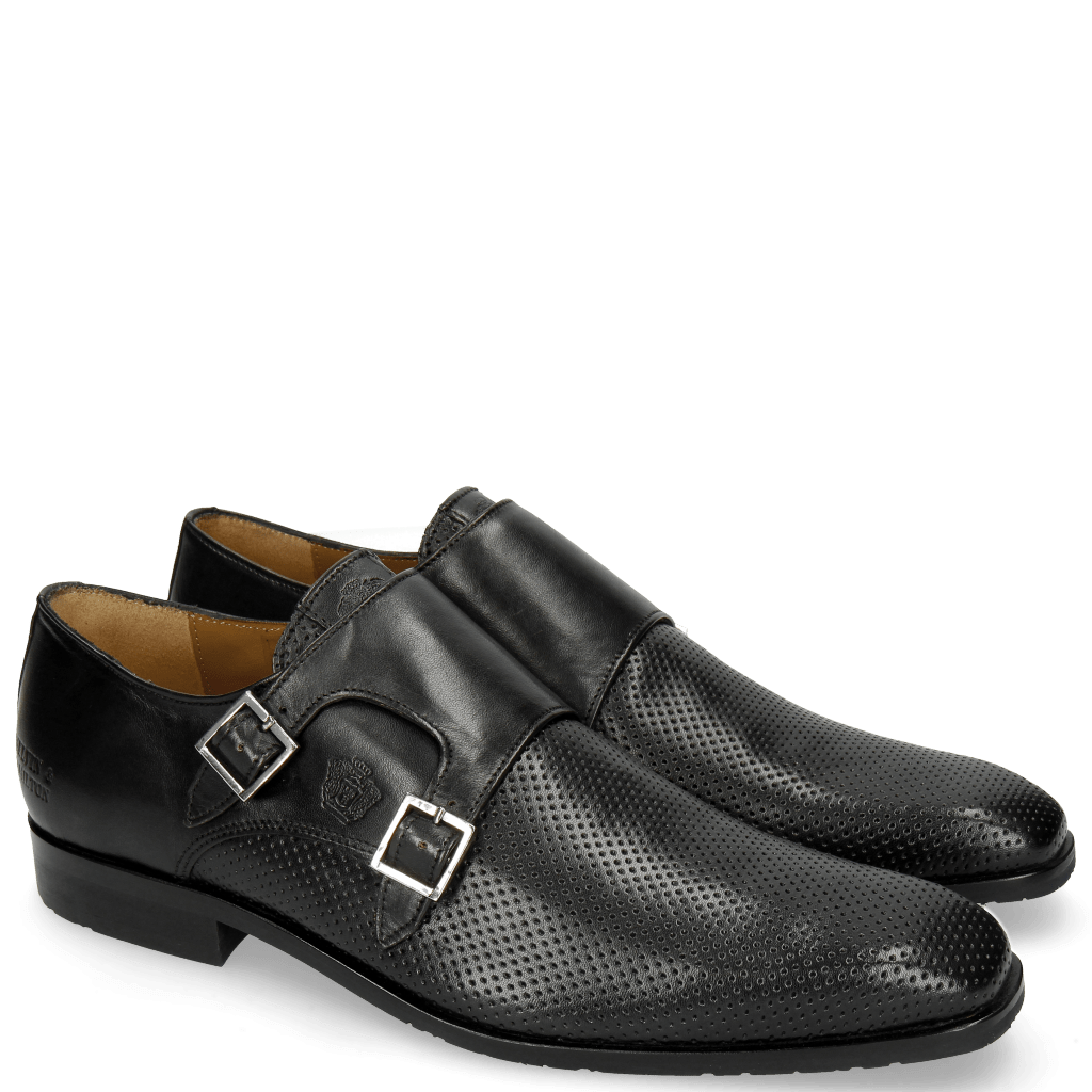 Monks Xander 4 Rio Perfo Black
