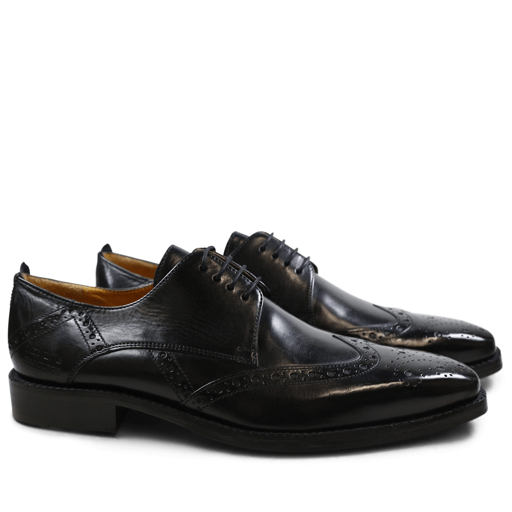 Derby shoes Nicolas 3 Black HRS