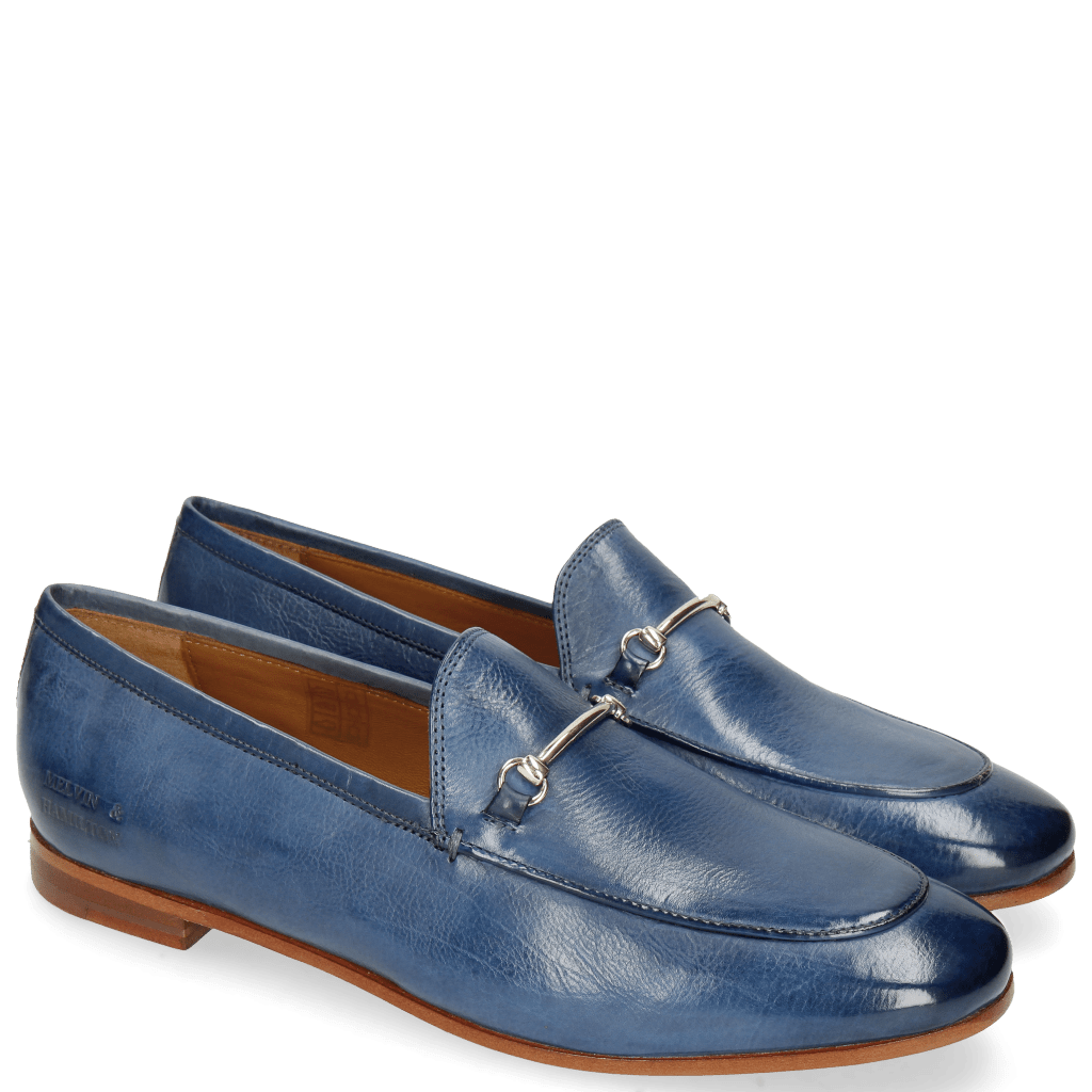 Loafers Scarlett 22 Pisa Wind Trim Gold