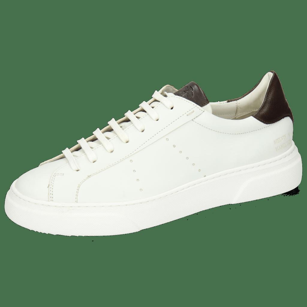 Sneakers Harvey 39 Flex Extra White Monza Espresso