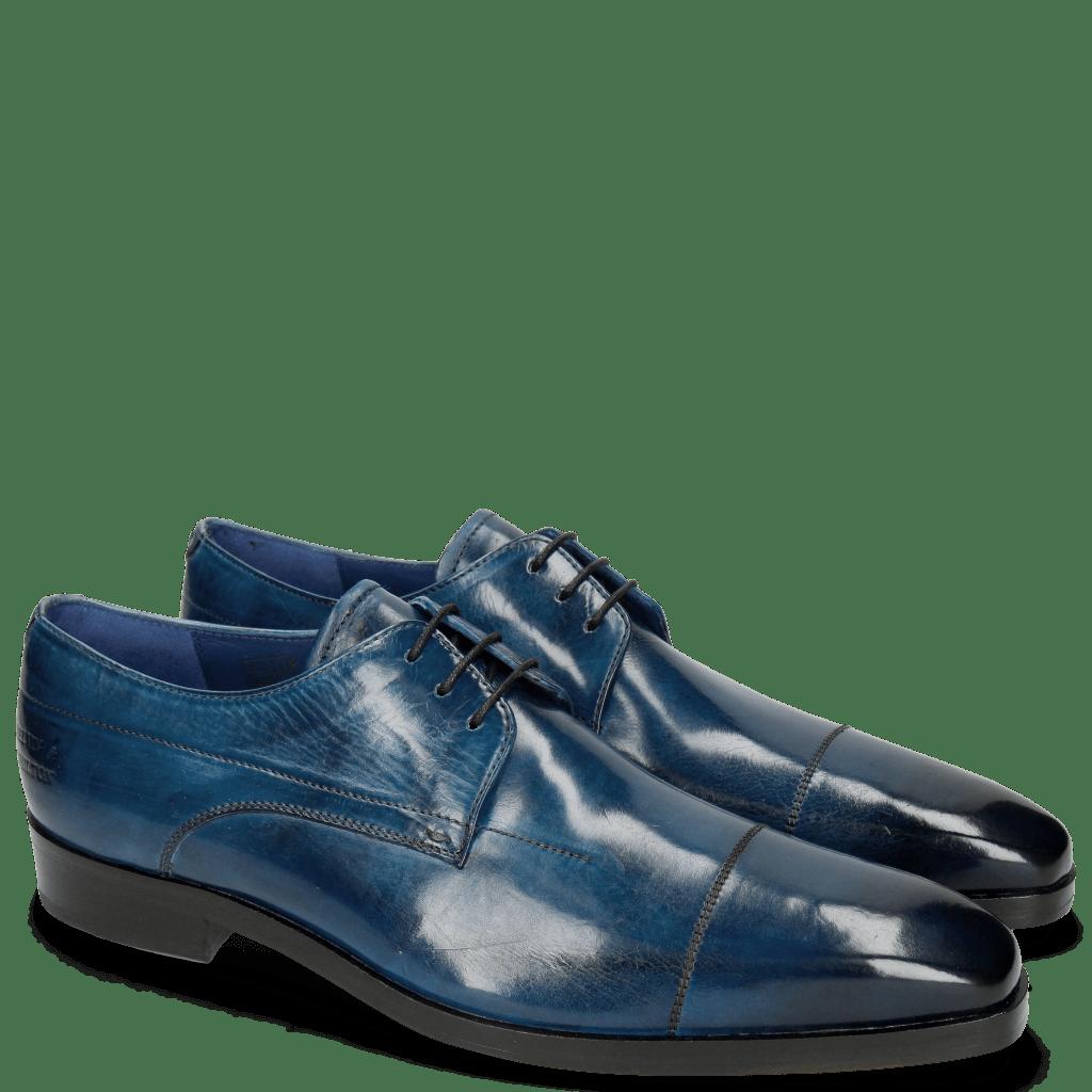 Derby shoes Lewis 8 Bluette