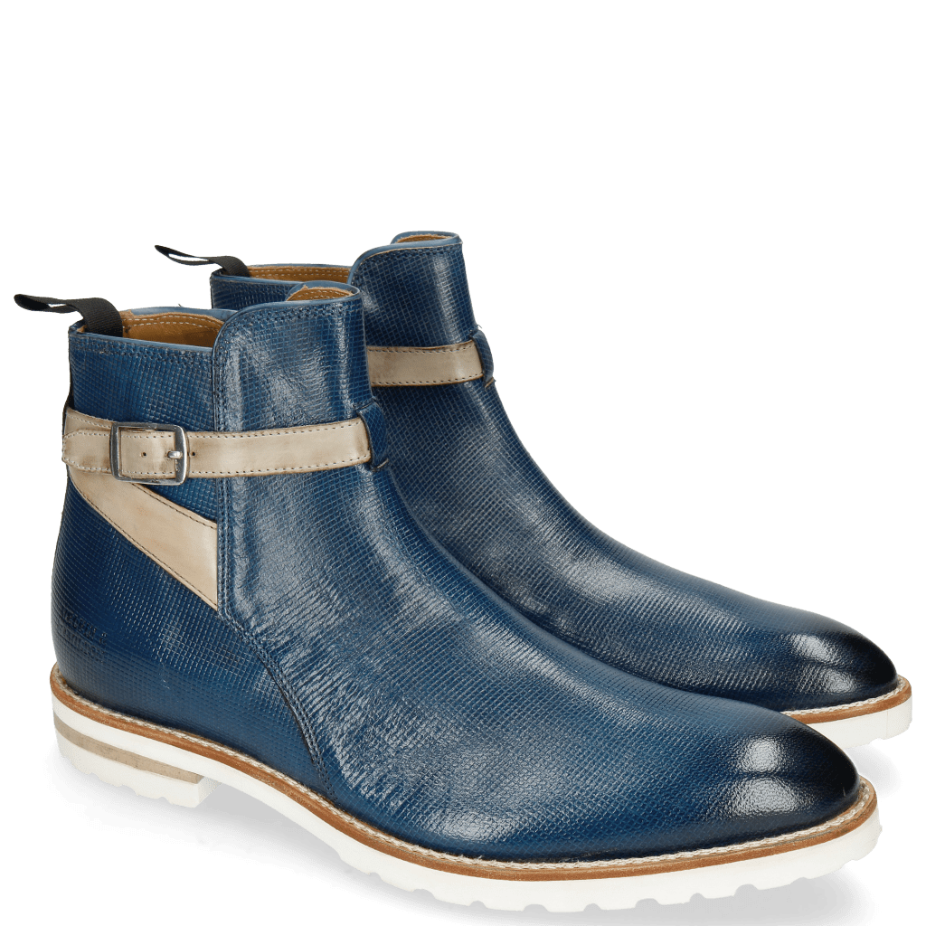 Ankle boots Kane 1 Dice Mid Blue Digital
